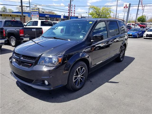 2017 Dodge Grand Caravan SXT Premium Plus (Stk: p19-083a) in Dartmouth - Image 1 of 15