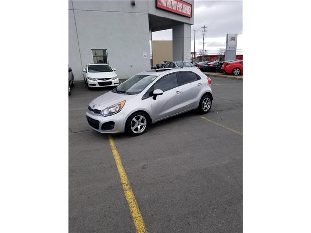 2012 Kia Rio5 EX (Stk: P19-073) in Dartmouth - Image 1 of 9