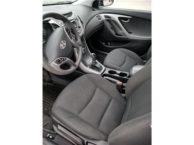 2015 Hyundai Elantra Sport Automatic (Stk: P19-057a) in Dartmouth - Image 1 of 7