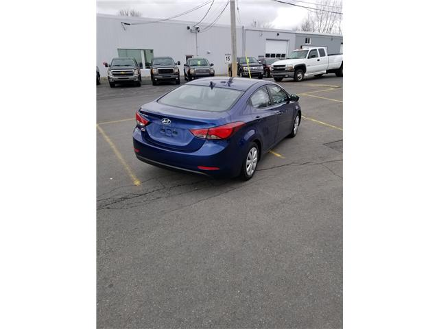 2015 Hyundai Elantra Sport Automatic (Stk: P19-057a) in Dartmouth - Image 2 of 7