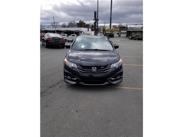 2015 Honda Civic Si Coupe 6-Speed MT (Stk: p17-150a) in Dartmouth - Image 2 of 13