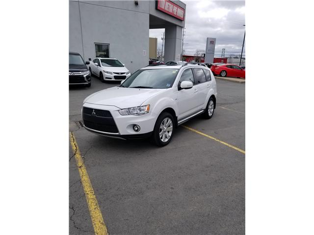 2011 Mitsubishi Outlander XLS-AWC (Stk: p19-080) in Dartmouth - Image 1 of 11