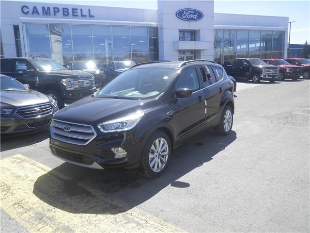 2019 Ford Escape SEL (Stk: 1913300) in Ottawa - Image 1 of 11