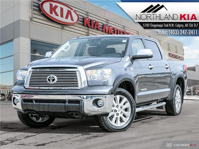 2013 Toyota Tundra Platinum 5.7L V8 (Stk: 0TL7504A) in Calgary - Image 1 of 28