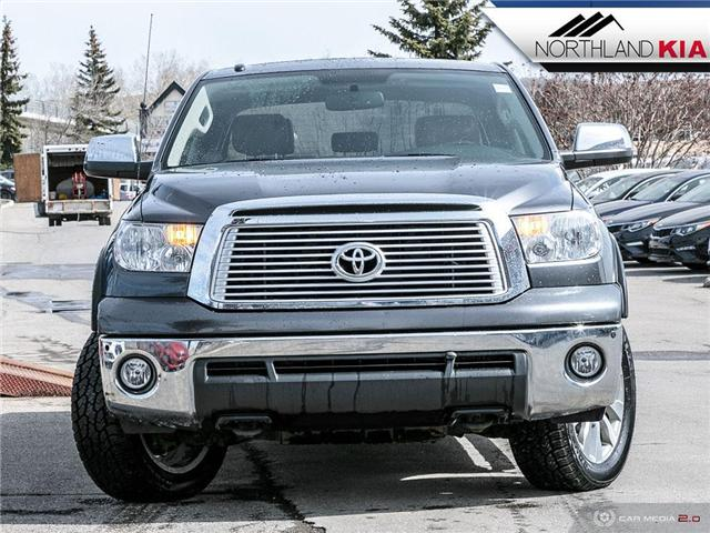 2013 Toyota Tundra Platinum 5.7L V8 (Stk: 0TL7504A) in Calgary - Image 2 of 28