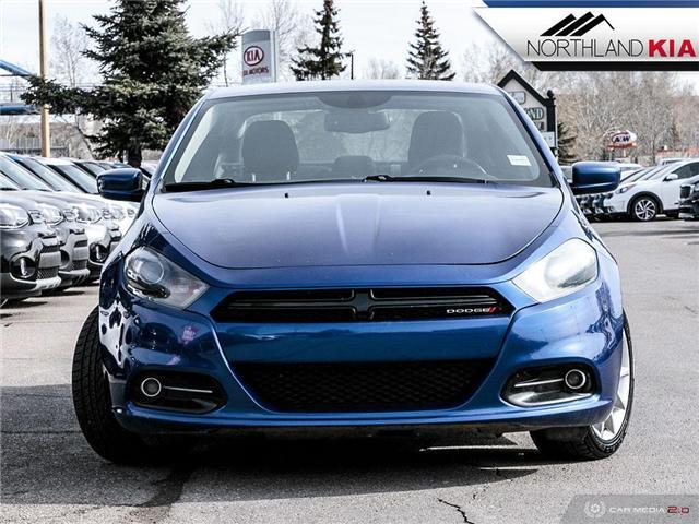 2013 Dodge Dart SXT/Rallye (Stk: P0255) in Calgary - Image 2 of 28