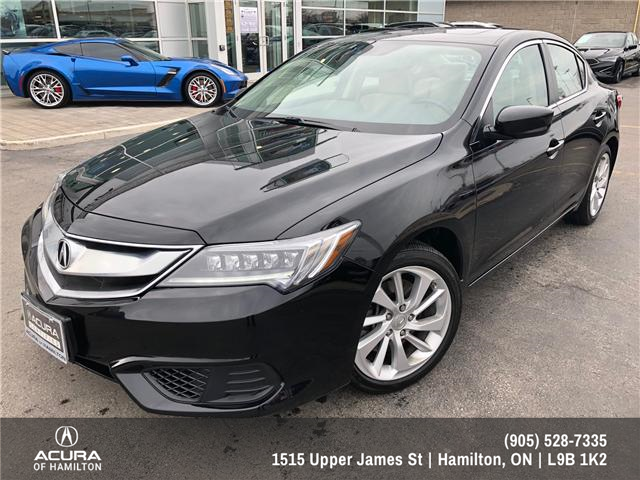 2016 Acura ILX Base (Stk: 1613720) in Hamilton - Image 1 of 16