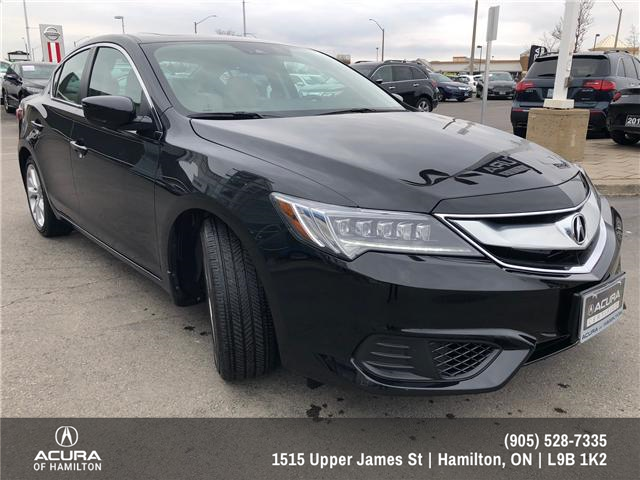 2016 Acura ILX Base (Stk: 1613720) in Hamilton - Image 2 of 16