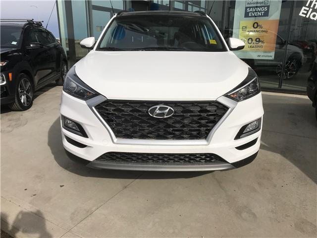 2019 Hyundai Tucson Luxury (Stk: 9TC5838) in Leduc - Image 1 of 7