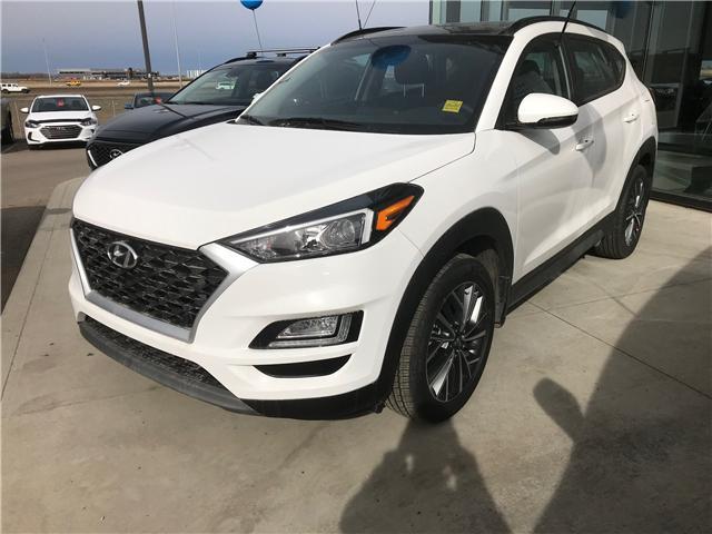 2019 Hyundai Tucson Luxury (Stk: 9TC5838) in Leduc - Image 2 of 7