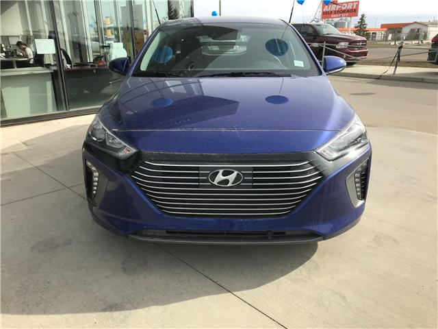 2019 Hyundai Ioniq Hybrid Ultimate (Stk: 9IO3662) in Leduc - Image 1 of 7