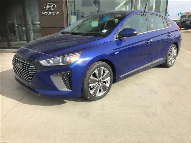 2019 Hyundai Ioniq Hybrid Ultimate (Stk: 9IO3662) in Leduc - Image 2 of 7