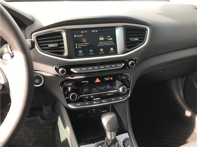 2019 Hyundai Ioniq Hybrid Ultimate (Stk: 9IO3662) in Leduc - Image 7 of 7