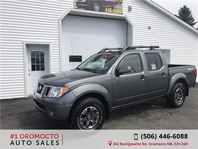 2019 Nissan Frontier PRO-4X (Stk: 249) in Oromocto - Image 1 of 18