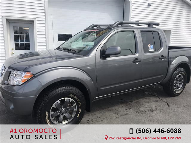 2019 Nissan Frontier PRO-4X (Stk: 249) in Oromocto - Image 2 of 18