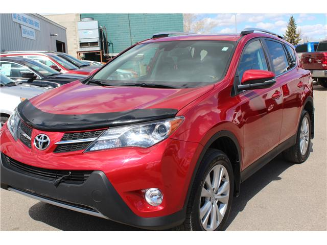 2015 Toyota RAV4 Limited (Stk: P1636) in Regina - Image 1 of 16
