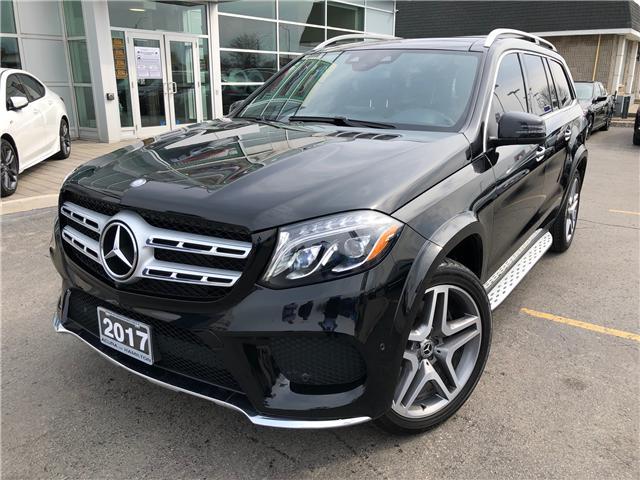 2017 Mercedes-Benz GLS 450 Base (Stk: 1703521) in Hamilton - Image 1 of 18