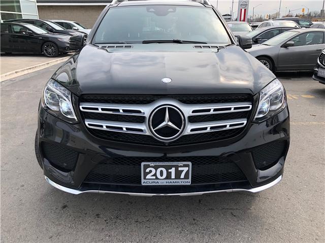 2017 Mercedes-Benz GLS 450 Base (Stk: 1703521) in Hamilton - Image 2 of 18
