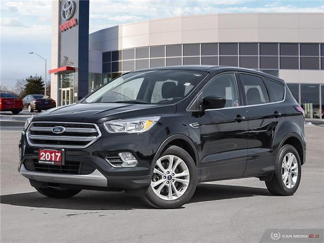 2017 Ford Escape SE (Stk: U10983) in London - Image 1 of 27
