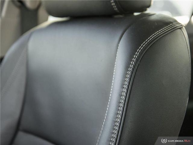 2017 Toyota Camry Hybrid XLE (Stk: U10982) in London - Image 16 of 27