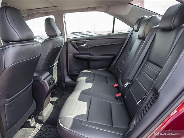 2017 Toyota Camry Hybrid XLE (Stk: U10982) in London - Image 19 of 27
