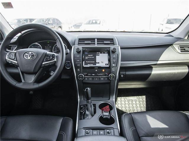 2017 Toyota Camry Hybrid XLE (Stk: U10982) in London - Image 20 of 27