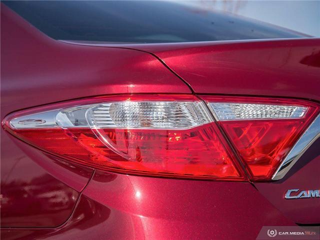 2017 Toyota Camry Hybrid XLE (Stk: U10982) in London - Image 27 of 27