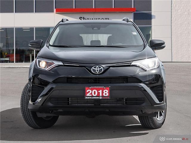 2018 Toyota RAV4 LE (Stk: U10990) in London - Image 2 of 27