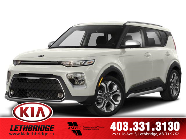 2020 Kia Soul LX (Stk: 20SL4506) in Lethbridge - Image 1 of 9