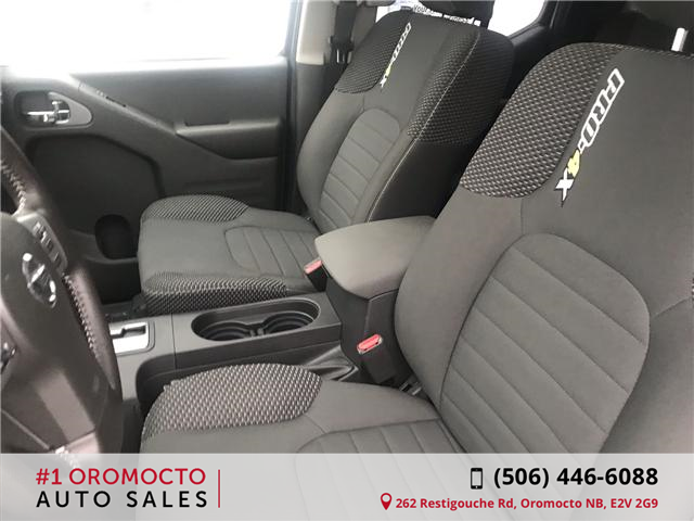 2019 Nissan Frontier PRO-4X (Stk: 054) in Oromocto - Image 13 of 22