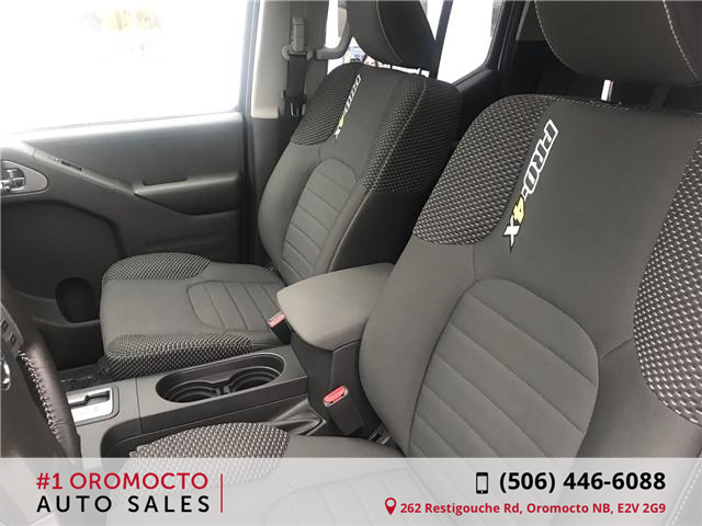 2019 Nissan Frontier PRO-4X (Stk: 054) in Oromocto - Image 14 of 22