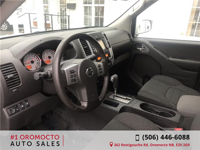 2019 Nissan Frontier PRO-4X (Stk: 054) in Oromocto - Image 15 of 22
