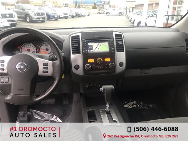 2019 Nissan Frontier PRO-4X (Stk: 054) in Oromocto - Image 17 of 22