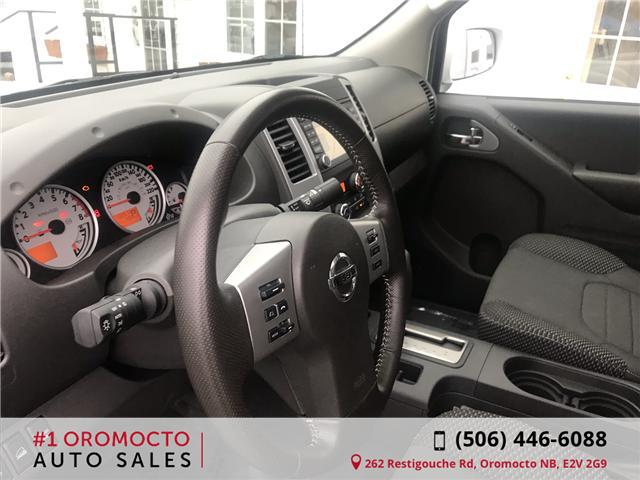 2019 Nissan Frontier PRO-4X (Stk: 054) in Oromocto - Image 18 of 22