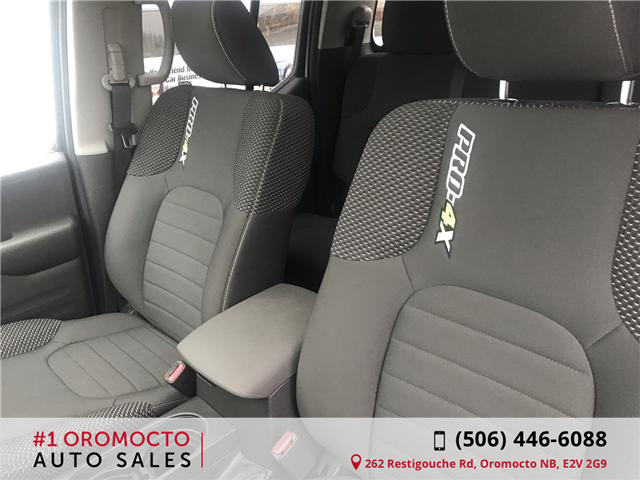 2019 Nissan Frontier PRO-4X (Stk: 054) in Oromocto - Image 19 of 22