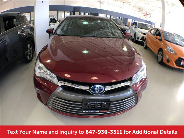 2017 Toyota Camry Hybrid XLE (Stk: 19970) in Mississauga - Image 2 of 20