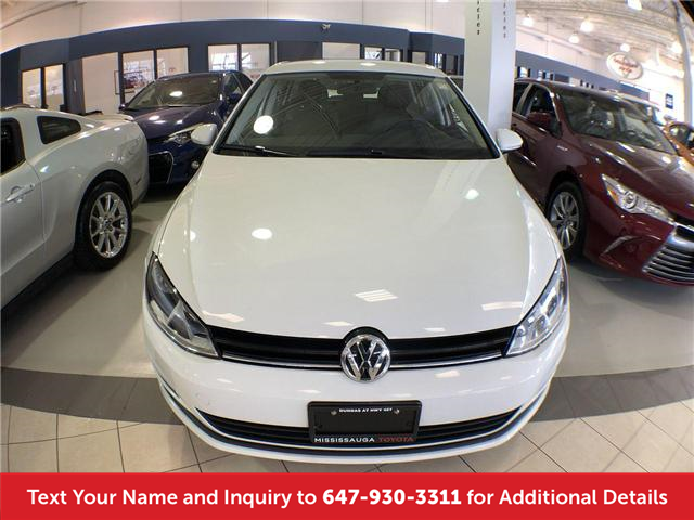 2017 Volkswagen Golf 1.8 TSI Trendline (Stk: 19972) in Mississauga - Image 2 of 19