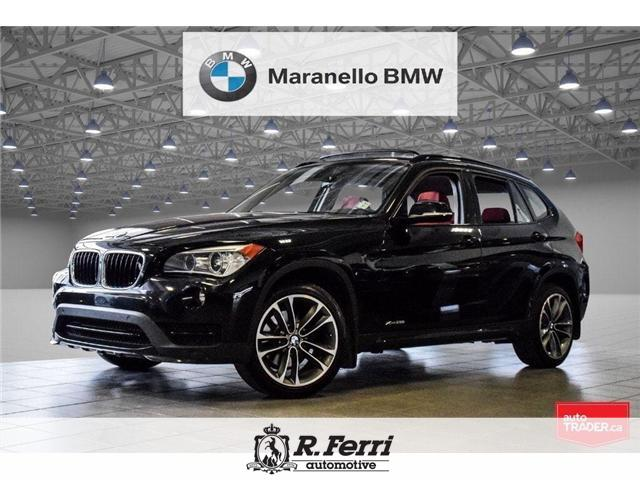 2015 BMW X1 xDrive28i (Stk: U8453) in Woodbridge - Image 1 of 20