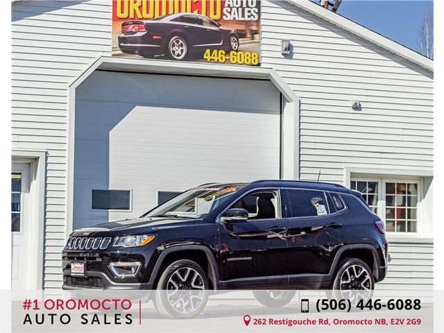 2018 Jeep Compass Limited (Stk: 905) in Oromocto - Image 1 of 21