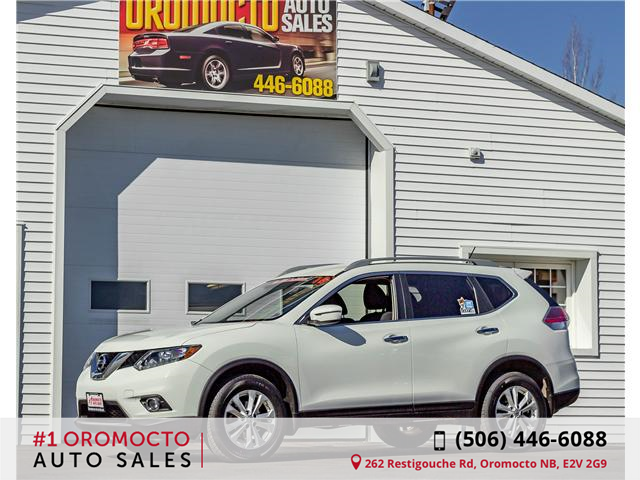 2016 Nissan Rogue SV (Stk: 569) in Oromocto - Image 2 of 14