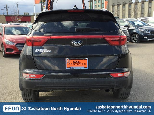 2019 Kia Sportage LX (Stk: B7317) in Saskatoon - Image 4 of 25