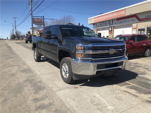 2018 Chevrolet Silverado 2500hd Lt At 41995 For Sale In Garson