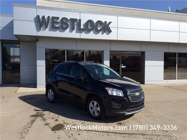 2016 Chevrolet Trax LT (Stk: 19T148A) in Westlock - Image 1 of 15
