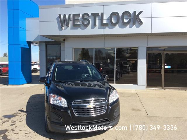 2016 Chevrolet Trax LT (Stk: 19T148A) in Westlock - Image 2 of 15