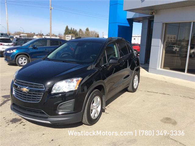 2016 Chevrolet Trax LT (Stk: 19T148A) in Westlock - Image 3 of 15