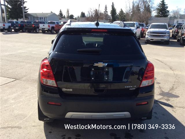 2016 Chevrolet Trax LT (Stk: 19T148A) in Westlock - Image 6 of 15