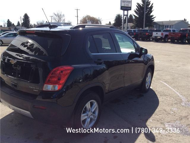 2016 Chevrolet Trax LT (Stk: 19T148A) in Westlock - Image 7 of 15