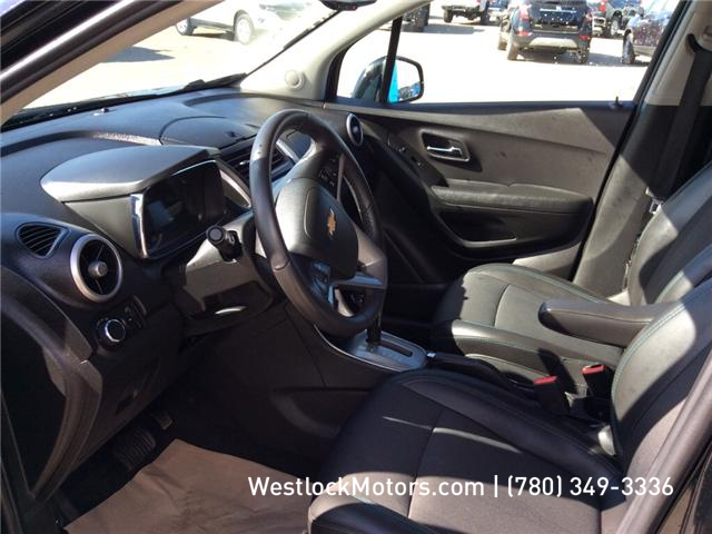 2016 Chevrolet Trax LT (Stk: 19T148A) in Westlock - Image 8 of 15
