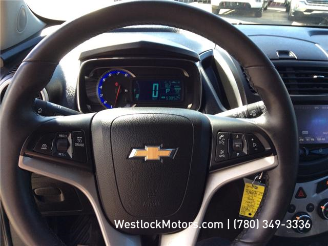 2016 Chevrolet Trax LT (Stk: 19T148A) in Westlock - Image 9 of 15
