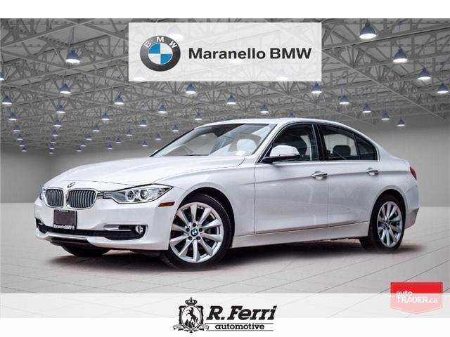 2014 BMW 320i xDrive (Stk: U8458) in Woodbridge - Image 1 of 23